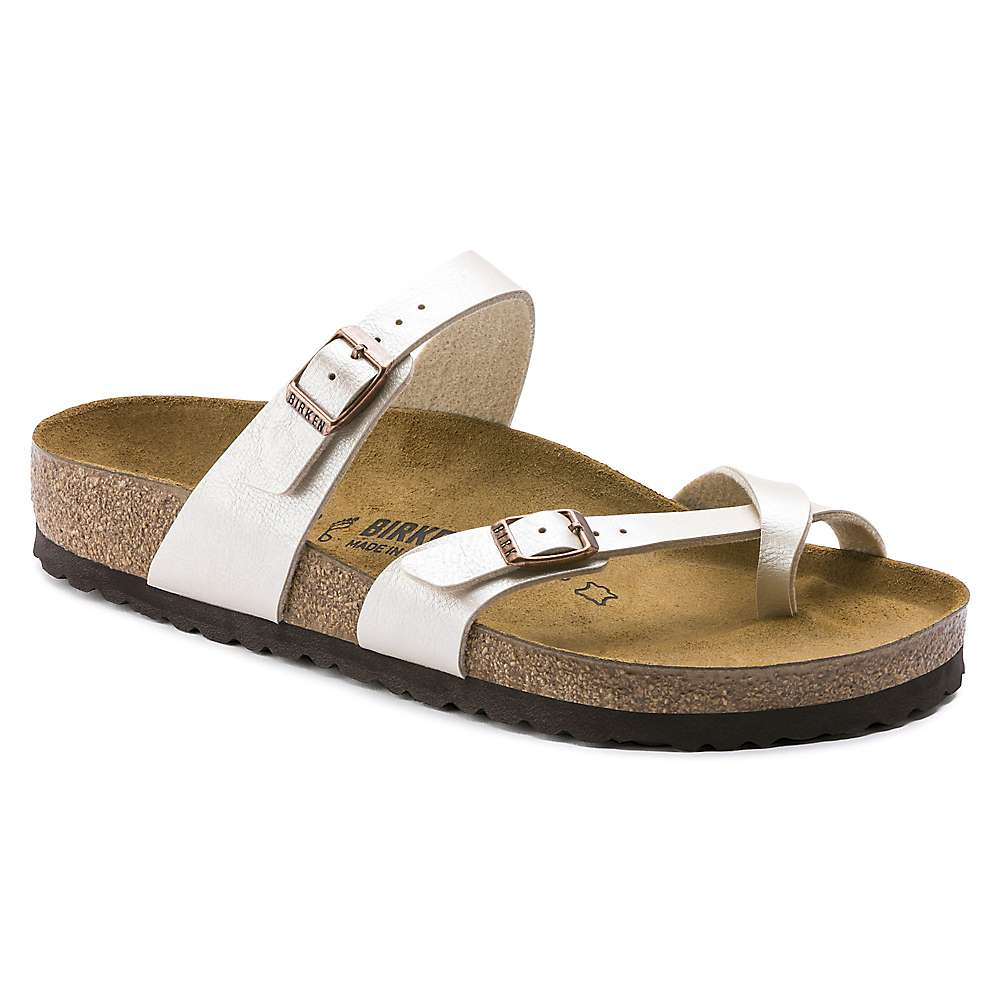 Excellent The Madrid Furthers Birkenstocks Tradition Of Comfortable, Sturdy And Durable Sandals With Its Superb Birkenflor Upper And Leather Lining In Addition, Its Rubber Outsole Will Provide You With Enhanced Traction On Any Surface Birkeflor Upper