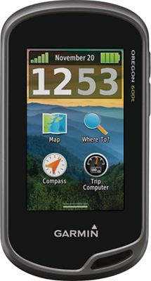Garmin Oregon 600t Handheld GPS