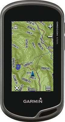 Garmin Oregon 650t Handheld GPS