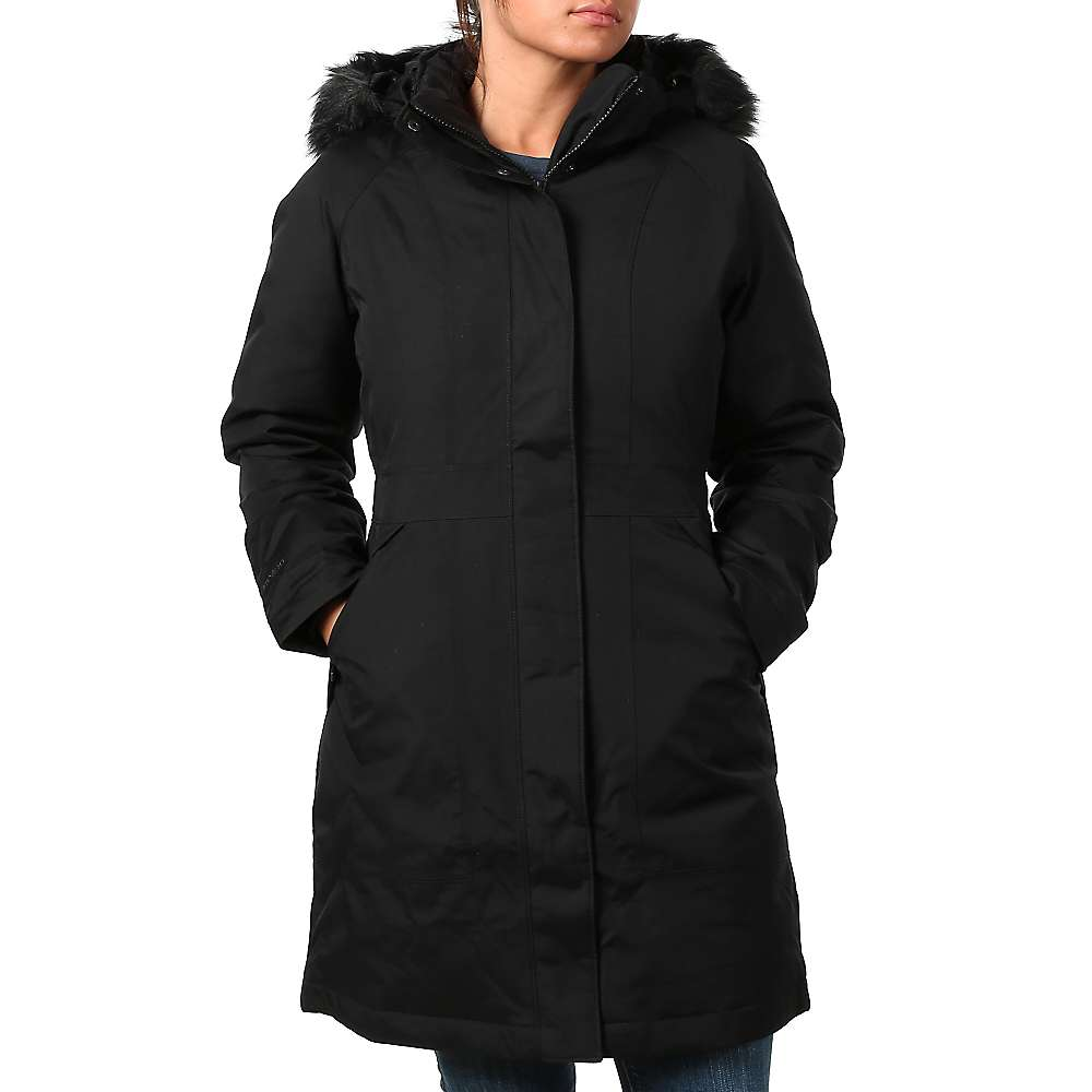 North face parka jacket