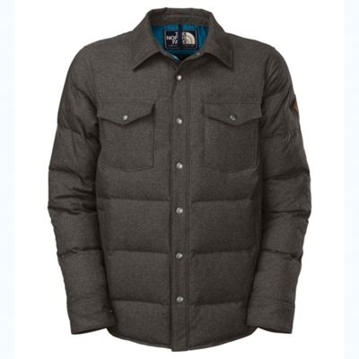 The North Face Men's Cook Down Shirt Jacket