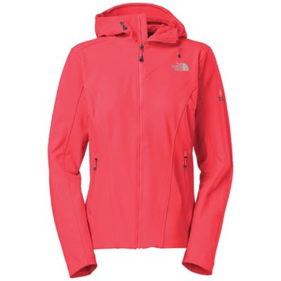 The North Face Women's Jet Hooded Soft Shell Jacket