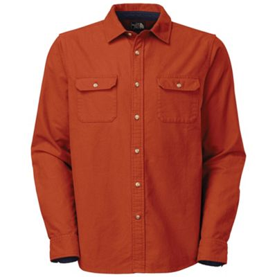 The North Face Men's L/S Kershaw Moleskin Shirt