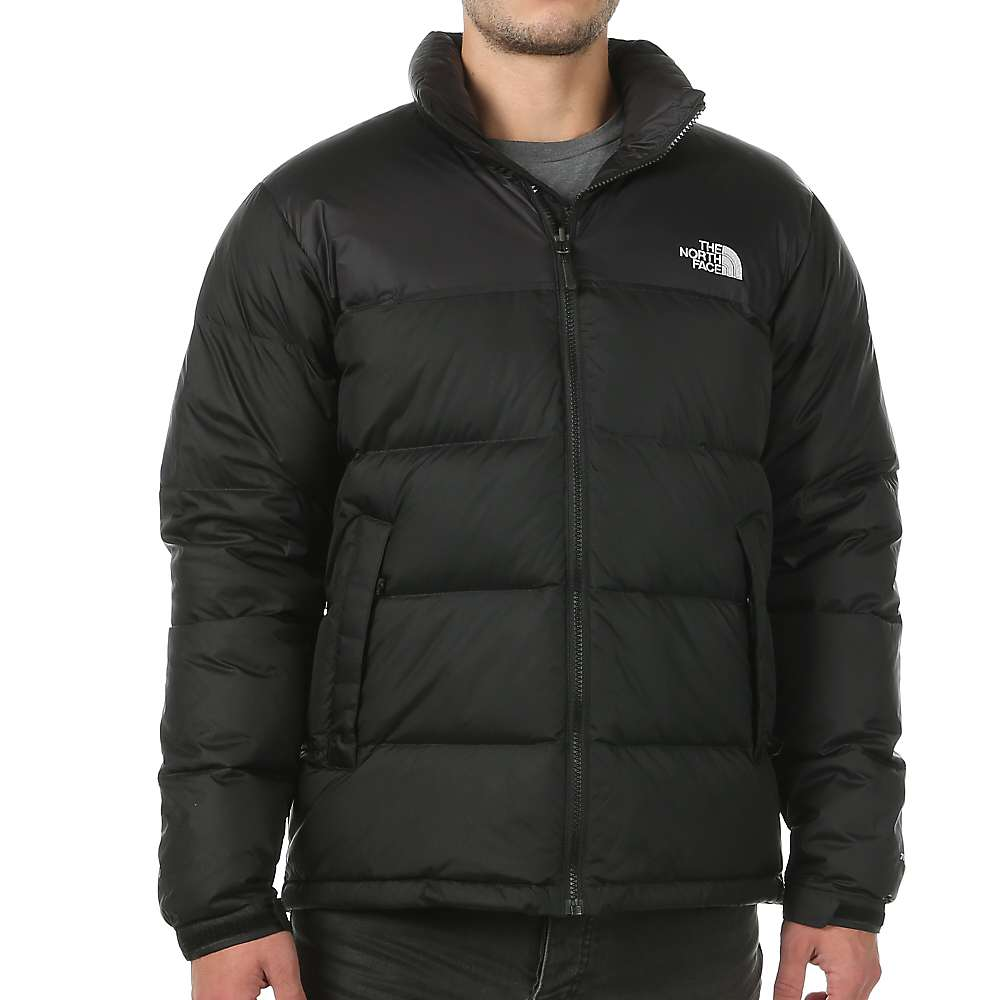 North face nuptse jacket mens large