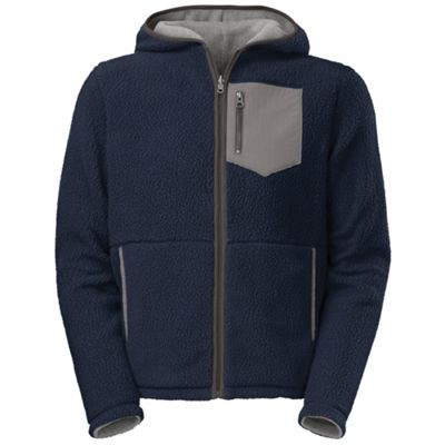 The North Face Men's Reversible Brantley Full Zip Hoodie