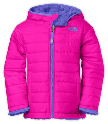 The North Face Toddler Girls' Reversible Mossbud Swirl Jacket