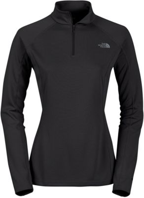 The North Face Women's Warm L/S Zip Neck