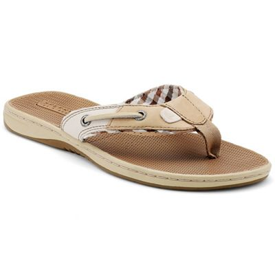 Sperry Women's Seafish Thong Sandal