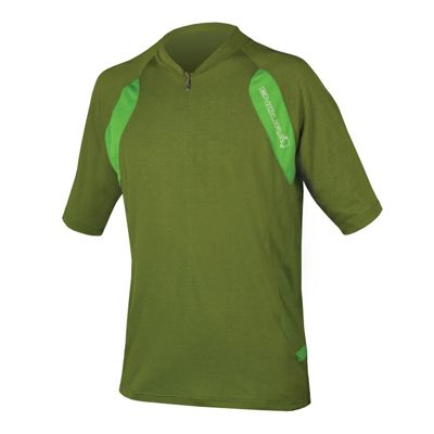Endura Men's Singletrack Lite SS Jersey