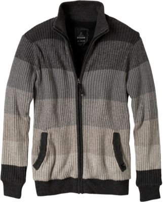 Prana Men's Aukland Full Zip Sweater