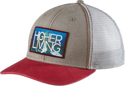 Prana Men's Higher Living Trucker Cap