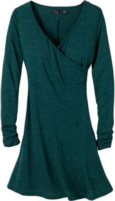 Prana Women's Nadia Long Sleeve Dress