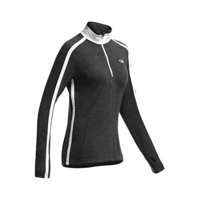 Icebreaker Women's Chateau Long Sleeve Half Zip