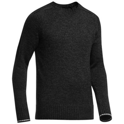 Icebreaker Men's Spire Long Sleeve Crewe Sweater