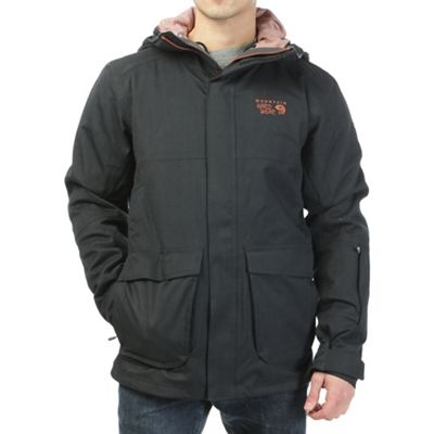 Mountain Hardwear Men's Homeride Quadfecta Jacket