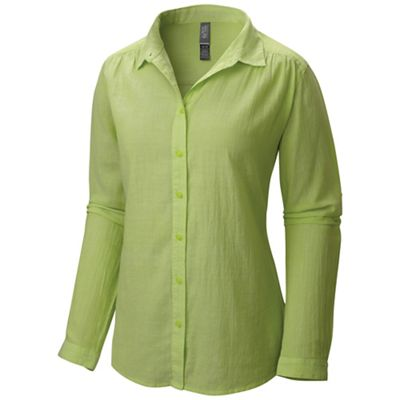 Mountain Hardwear Women's Keralake Long Sleeve Shirt