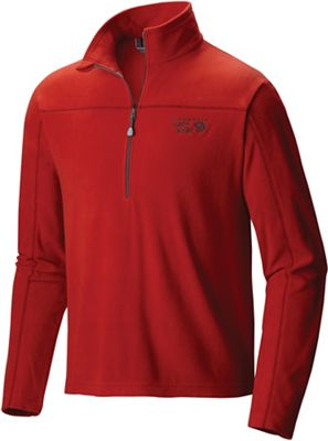 Mountain Hardwear Men's MicroChill Lite Zip T