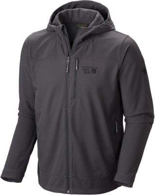 Mountain Hardwear Men's Paladin Hooded Jacket