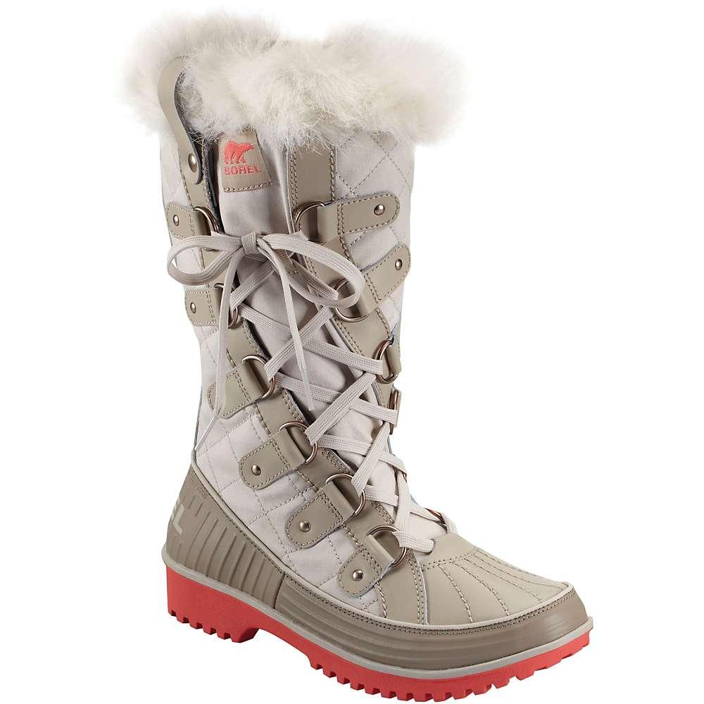 Wonderful Womens Sorel Tivoli II Fur Lined Lace Up Rain Winter Snow Mid Calf Boots US 5-11