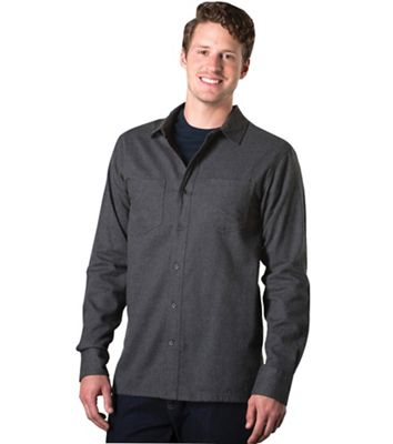 Horny Toad Men's Flannagan Heather Shirt