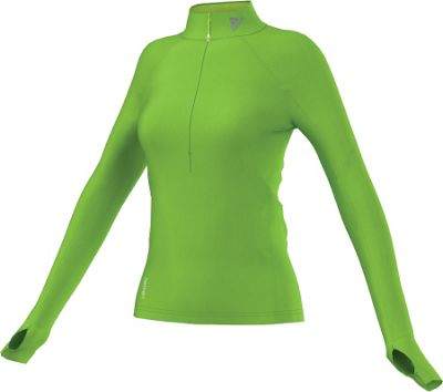 Adidas Women's Terrex Icesky 1/2 Zip Long Sleeve Top