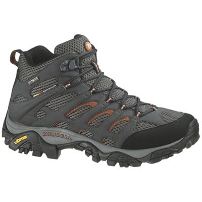 Merrell Men's Moab Mid Gore-Tex Boot
