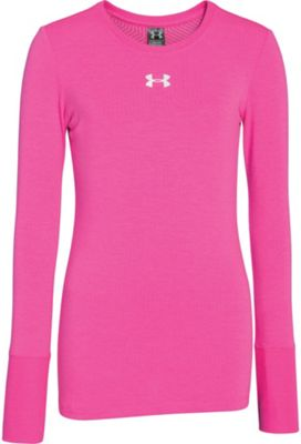 Under Armour Girls' ColdGear Infrared Crew
