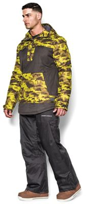 Under Armour Men's UA ColdGear Infrared Montage Anorak Hoody