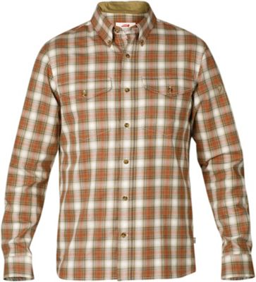 Fjallraven Men's Sarek Long Sleeve Shirt
