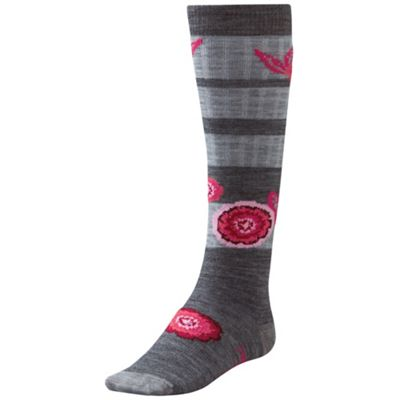 Smartwool Kids' Dappled Flower Sock