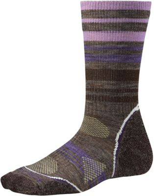 Smartwool Women's PhD Outdoor Light Pattern Crew Sock