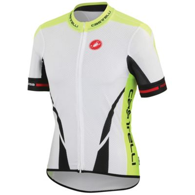 Castelli Men's Climber's Full Zip Jersey
