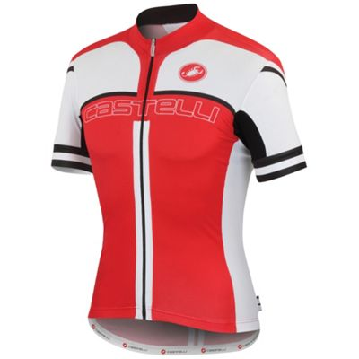 Castelli Men's Free AR 4.0 Full Zip Jersey