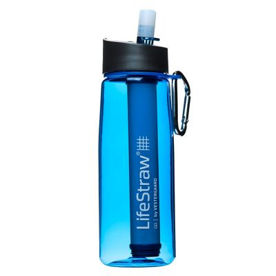 LifeStraw Go Filter Bottle