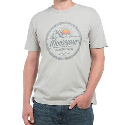 Moosejaw Men's Mountainousnessity Classic Regs SS Tee
