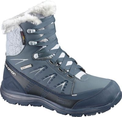 Salomon Women's Kaina Mid CS WP Boot