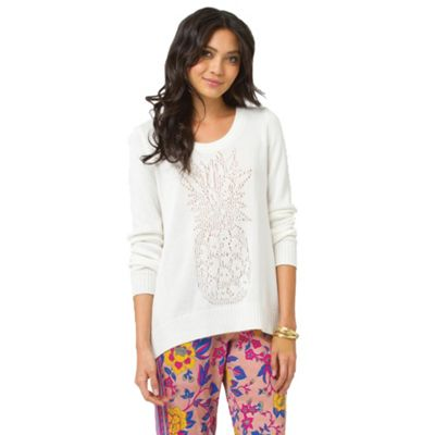 Billabong Women's Pineapple Dayz Sweater