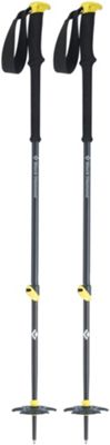Black Diamond Expedition 2 Ski Poles - Pair