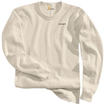 Carhartt Men's Base Force Cotton Super Cold Weather Crewneck Top