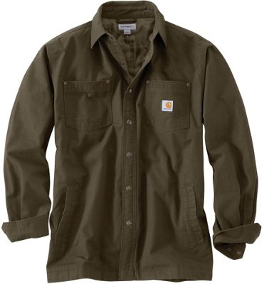 Carhartt Men's Chatfield Ripstop Shirt Jac