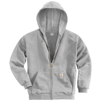 Carhartt Men's Midweight Hooded Zip Front Sweatshirt
