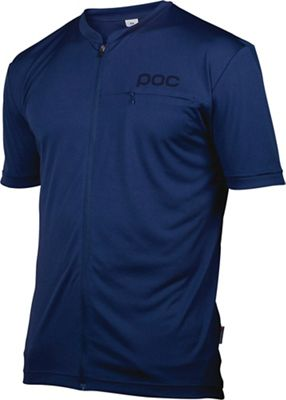 POC Sports Men's Trail Light Zip Tee