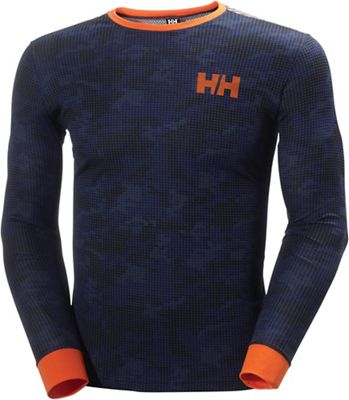 Helly Hansen Men's HH Active Flow Graphic Long Sleeve Top