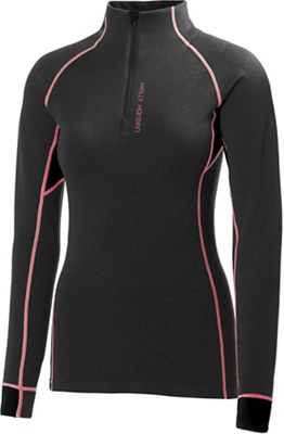 Helly Hansen Women's HH Warm Flow High Neck 1/2 Zip Top