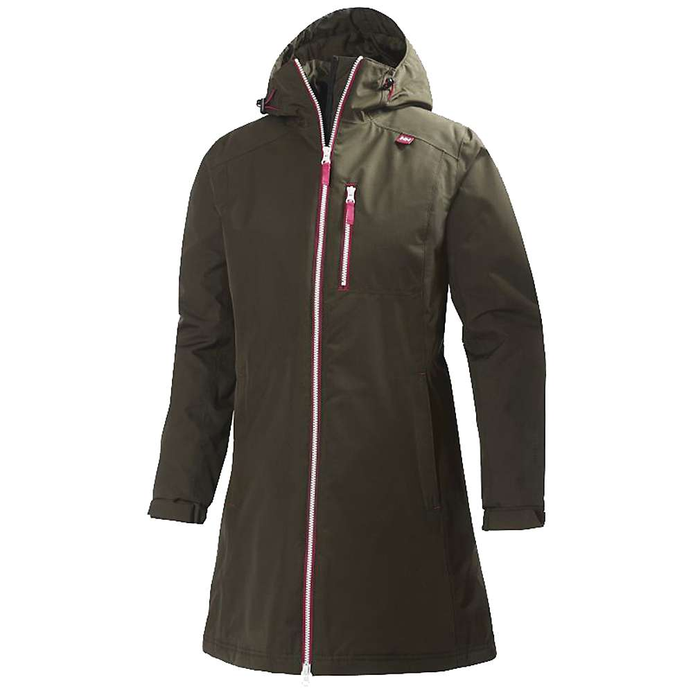 helly hansen women 39 s long belfast winter jacket at. Black Bedroom Furniture Sets. Home Design Ideas