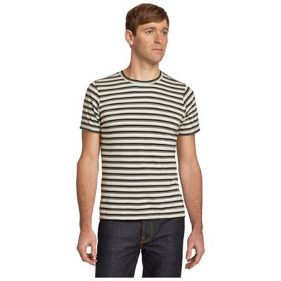 Nau Men's Basis S/S Stripe T Shirt