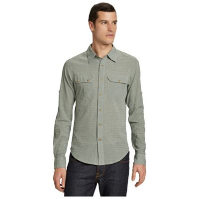 Nau Men's Checked Out L/S Shirt