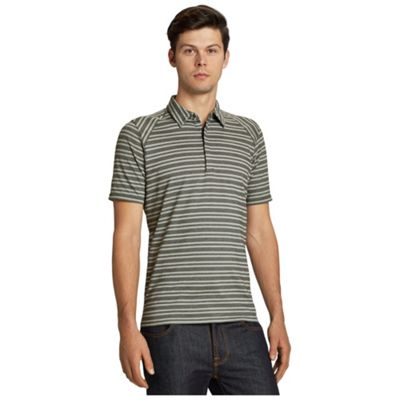 Nau Men's PK Stripe Polo