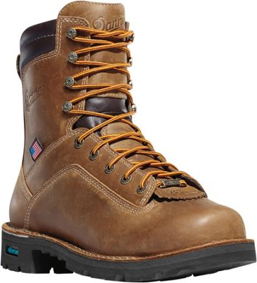 Danner Men's Quarry USA 8IN NMT 400G Insulated Boot