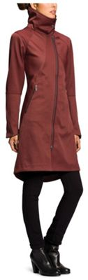 Nau Women's Shroud of Purrin Trench Coat
